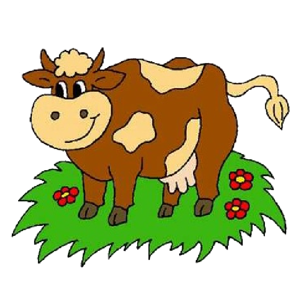 Cartoon Farm Animals Clipart