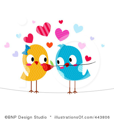 Love Bird Clipart