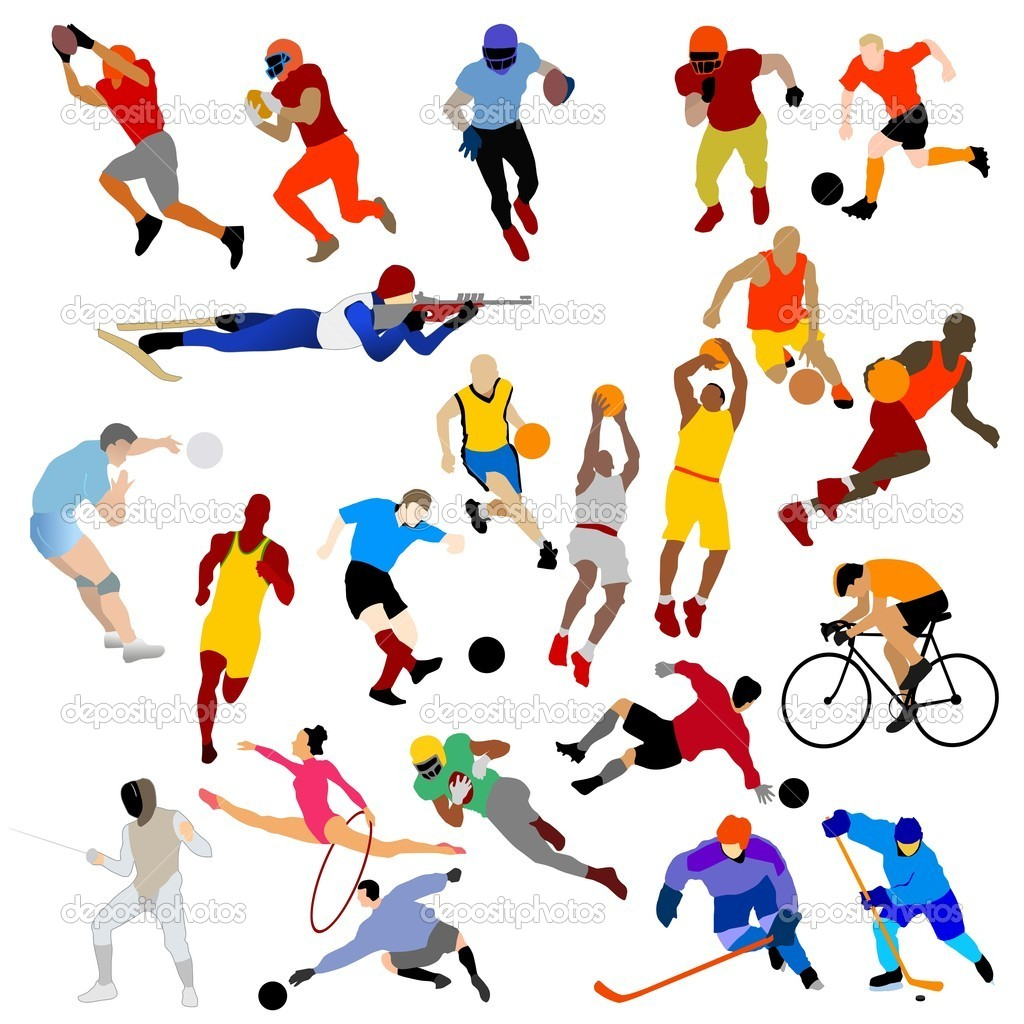sports clip art free clip art clipart bay rh clipartbay com free clip art images bing free clip art images trees