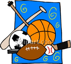 School Clipart Sports